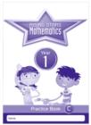 Image for Rising Stars Mathematics Year 1 Practice Book C