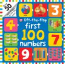 Image for Lift-the-flap first 100 numbers