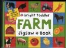 Image for Farm Jigsaw and Book : Jigsaw Box Sets