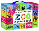 Image for BRIGHT TODDLER ZOO JIGSAW BOOK SE