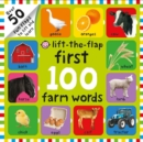 Image for Lift-the-flap first 100 farm words