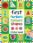 Image for Numbers Colours Shapes : First 100 Stickers