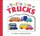 Image for A traffic jam of trucks