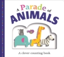Image for A parade of animals  : a clever counting books
