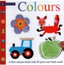 Image for Alphaprint Colours Flashcard Book