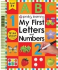 Image for My First Letters and Numbers
