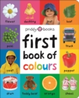 Image for First book of colours