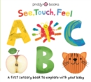 Image for See, touch, feel ABC  : a first sensory book to explore with your baby