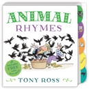 Image for Animal rhymes