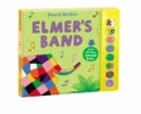 Image for Elmer's band  : press button sound book