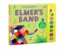 Image for Elmer's band  : press button sound book
