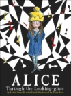 Image for Alice through the looking-glass