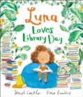 Image for Luna loves library day