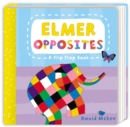 Image for Elmer opposites  : a flip flap book