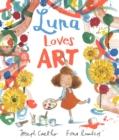 Image for Luna loves art