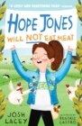 Image for Hope Jones will not eat meat