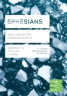 Image for Ephesians  : wholeness for a broken world