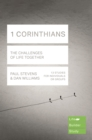 Image for 1 Corinthians  : the challenges of life together
