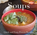 Image for Soups  : quick and easy recipes