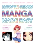 Image for How to draw manga made easy  : step-by-step