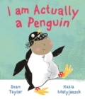 Image for I am actually a penguin