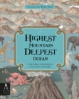 Image for Highest mountains, deepest oceans