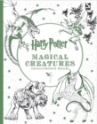 Image for Harry Potter Magical Creatures Colouring Book