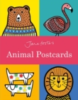 Image for Jane Foster's Animal Postcard Book