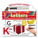 Image for Wipe Clean Activity Book - Letters : Colouring & Activity