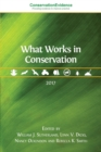 Image for What works in conservation 2017