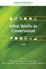 Image for What Works in Conservation : 2018
