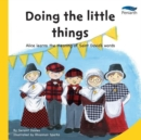 Image for Doing the little things