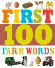 Image for First 100 Farm Words : First 100