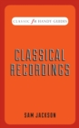 Image for Classical recordings