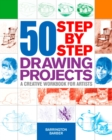 Image for Complete book of drawing projects step-by-step