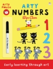 Image for Arty Numbers Wipe Clean