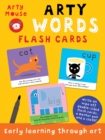 Image for Arty Words Flash Cards