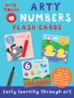 Image for Arty Numbers Flash Cards