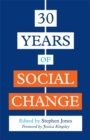 Image for 30 Years of Social Change