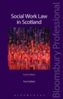Image for Social work law in Scotland