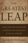 Image for The greatest leap