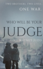 Image for Who will be your judge