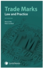 Image for Trade Marks : Law and Practice