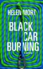 Image for Black car burning