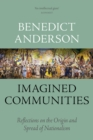 Image for Imagined communities  : reflections on the origin and spread of nationalism