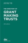 Image for The directory of grant making trusts