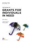 Image for The Guide to Grants for Individuals in Need 2018/19