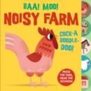 Image for Baa moo! Noisy farm