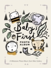Image for Baby's First Photo Album : A Milestone Photo Album from Wee Gallery