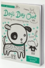Image for Dog's Day Out : A drawing and colouring book